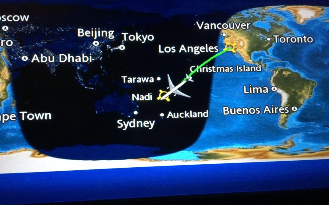 1-Flight Route