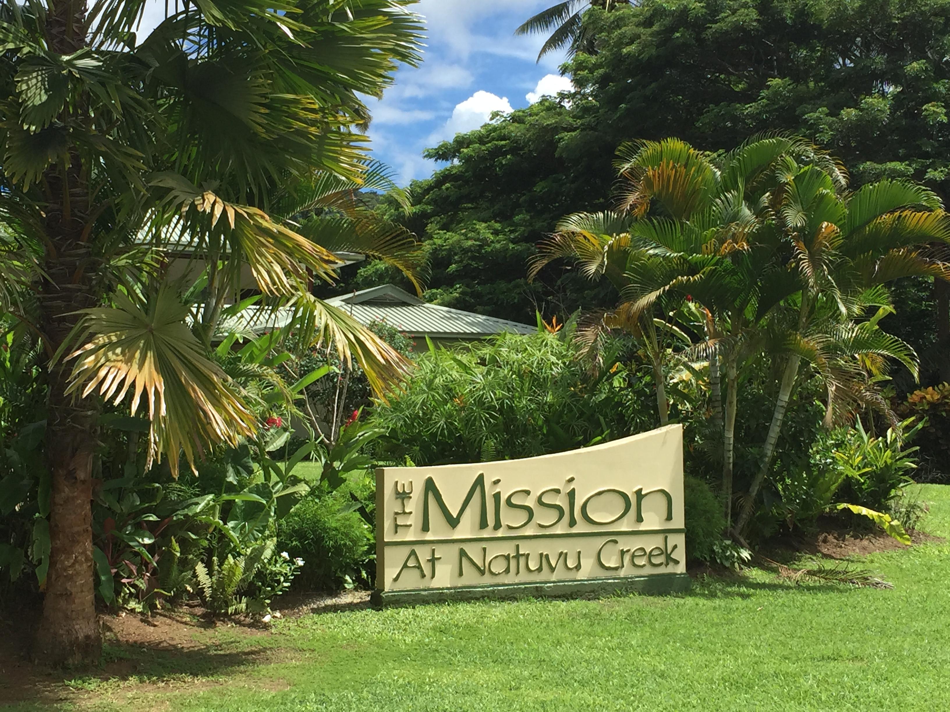 10.1 Mission sign